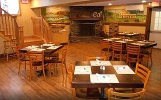 Eagles Mere, Пенсильвания: Restaurant