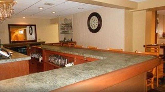 Eagles Mere, Пенсильвания: Bar/Lounge