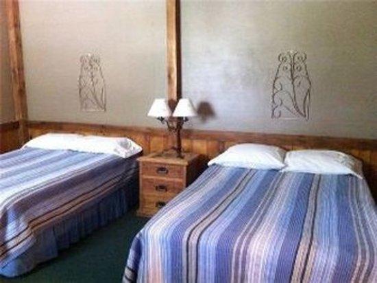 Leakey, TX: Guest room