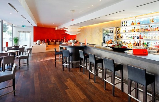 Thalwil, Swiss: Bar/Lounge