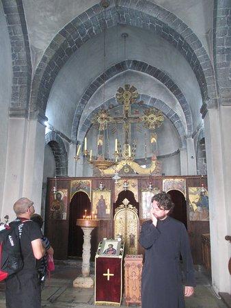 St. Nikola Church: Interno