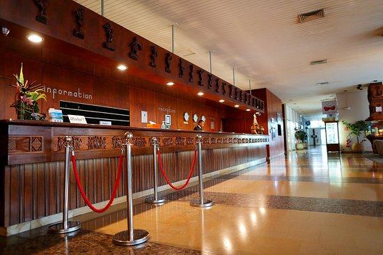 Hotel Carlton Antananarivo Madagascar: Lobby