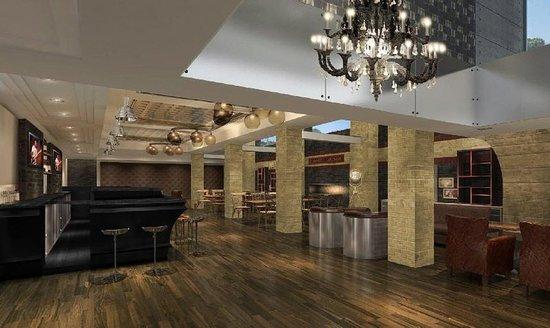 Z NYC Hotel : Bar/Lounge