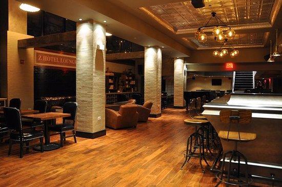 Z NYC Hotel : Lobby