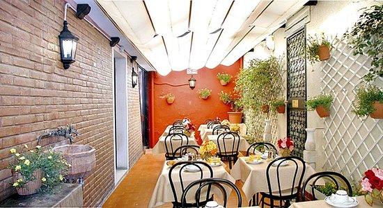 Hotel Ariel Silva: Restaurant