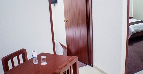 Hotel del Campestre: Suite