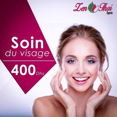 Zen Thai Spa: hammam + massage tonique 600 dh au lieu 900 dh