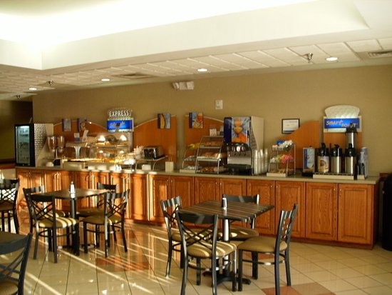 Laurinburg, North Carolina: Restaurant