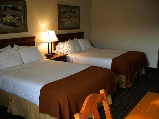 Laurinburg, North Carolina: Guest room