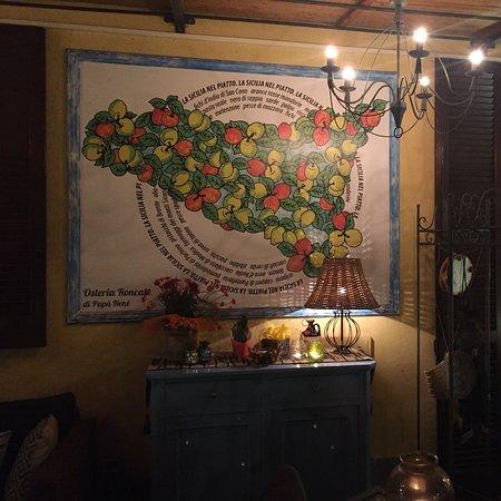 Osnago, Italie : Locanda Papa Nene