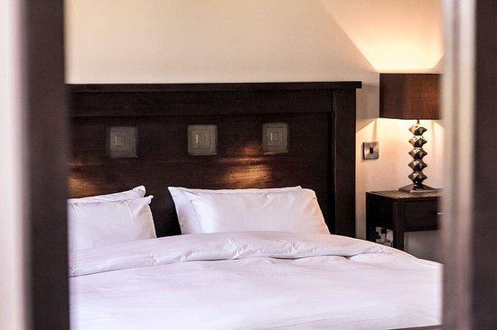 Stonedge, UK: Guest room