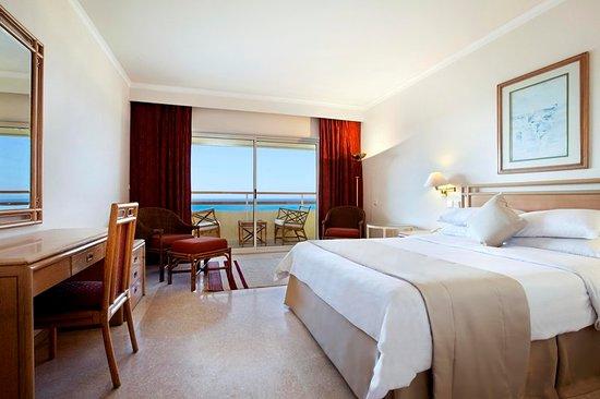Hilton Hurghada Plaza: Guest room