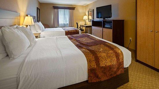 Crandon, WI: 2 Queen Room