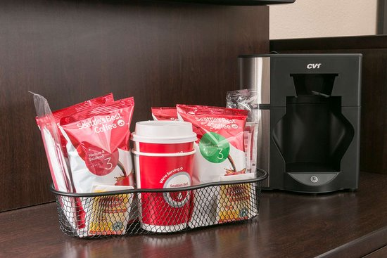 Lutherville Timonium, Мэриленд: Room Coffee