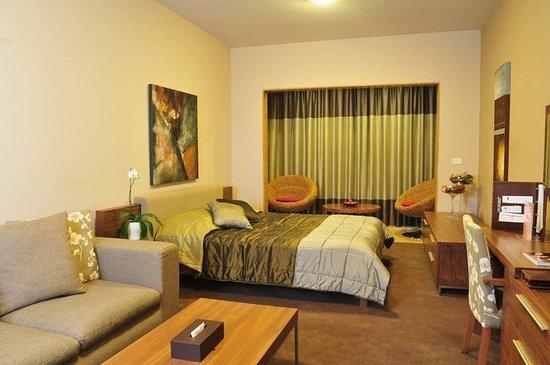 City Suite Hotel: Suite