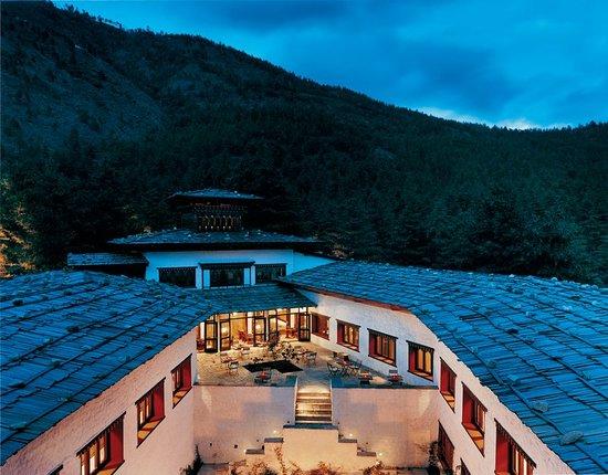 COMO Uma Paro, Bhutan