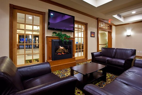 Holiday Inn Express Hotel & Suites Bay City: Restaurant