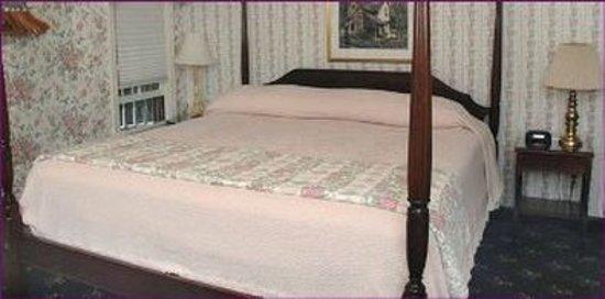 Bar Harbor Castlemaine Inn B&B: Guest room