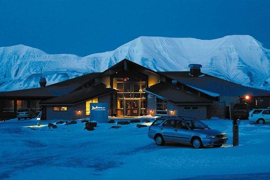 Radisson Blu Polar Hotel, Spitsbergen, Longyearbyen: Exterior
