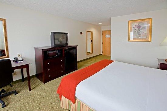 Washington, IN: Guest room
