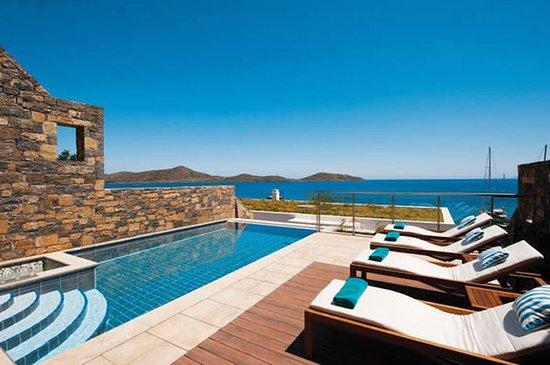 Elounda Peninsula All Suite Hotel: Guest room