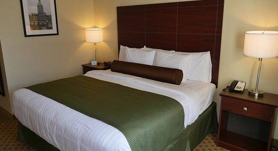 Waverly, IA: Guest room