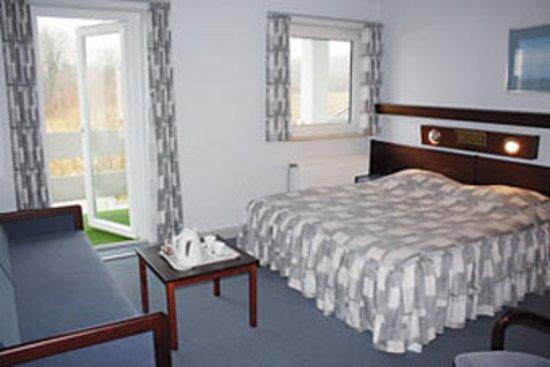 Gadbjerg, Denmark: Guest room