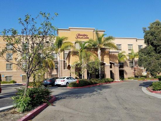 Hampton Inn Long Beach Ca Picture Of Hampton Inn Suites Seal