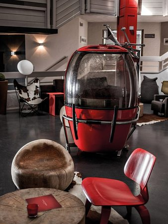 Hotel Le Val Thorens : Bar/Lounge