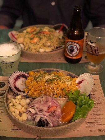 Melhor surpresa gastronômica em Lima