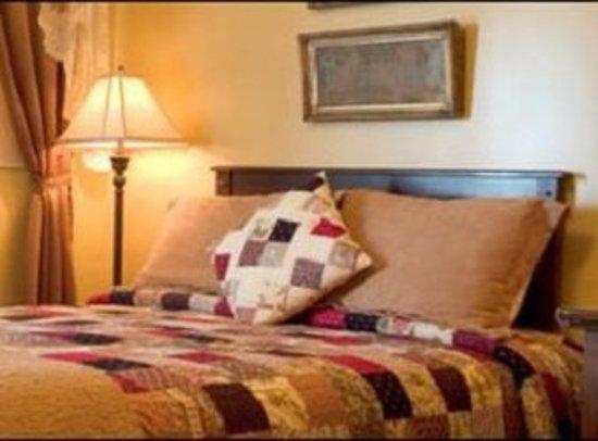 Claresholm, Kanada: Guest room