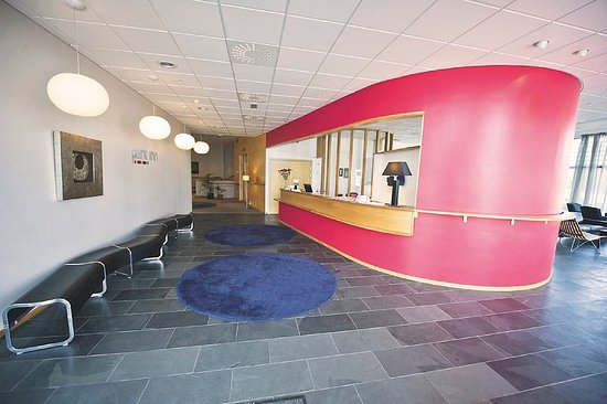 Avaldsnes, النرويج: Lobby