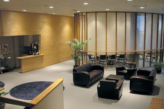 Avaldsnes, Norwegia: Meeting room