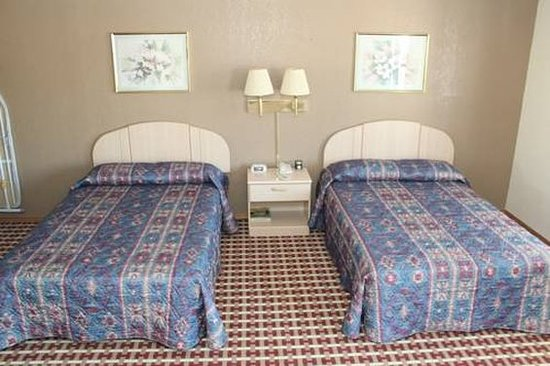 San Benito, TX: Guest room
