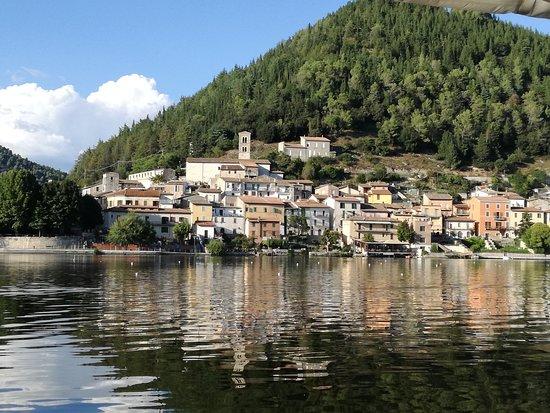 Hotel Del Lago: Giro del Lago in battello