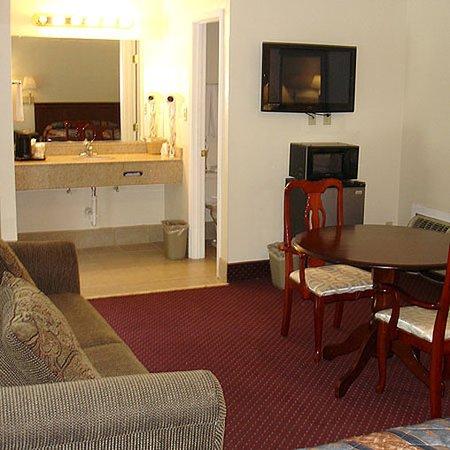White Stone, Virginie : Guest room