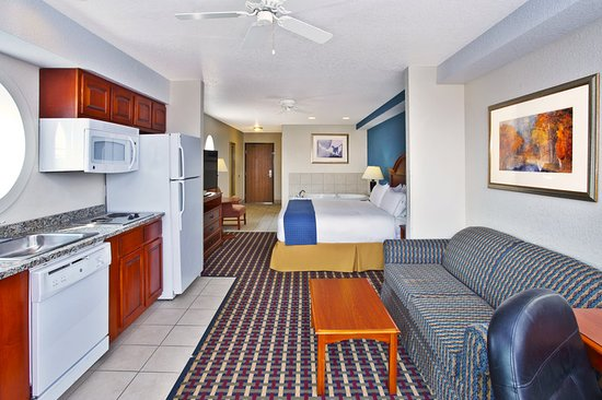 Holiday Inn Express Hotel & Suites Petoskey: Suite