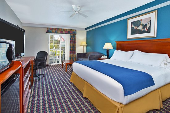 Holiday Inn Express Hotel & Suites Petoskey: Guest room