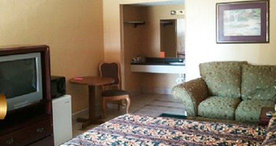 Hugo, Οκλαχόμα: Guest room