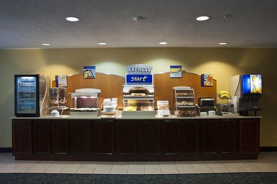 Holiday Inn Express North Conway: Restaurant