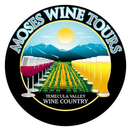 Temecula, CA: Moses Wine Tours Company Logo