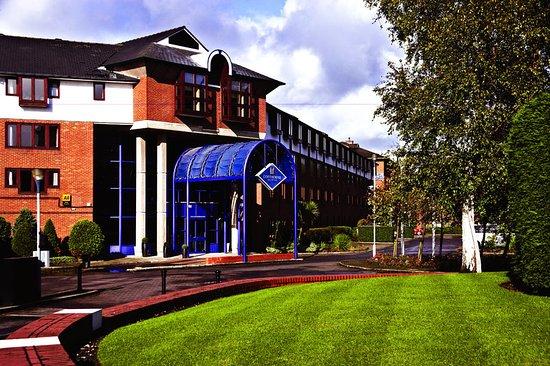 Copthorne Hotel Manchester Parking