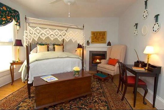 The Inn at Onancock: Guest room