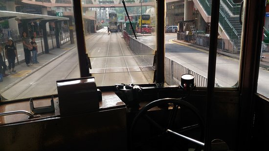 Hong Kong Tramways (Ding Ding): トラムからの景色