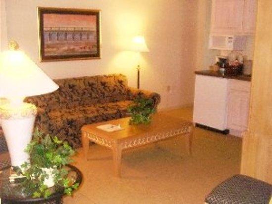 Bella Vista Suites: Guest room