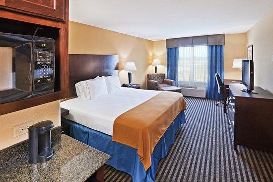 Okmulgee, Оклахома: Guest room