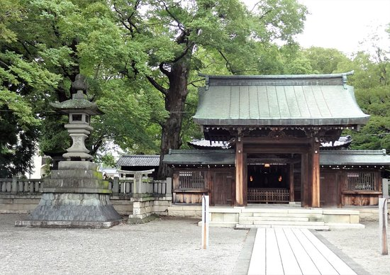 Okamiya Shrine