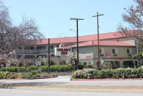 Colony Inn North Hollywood