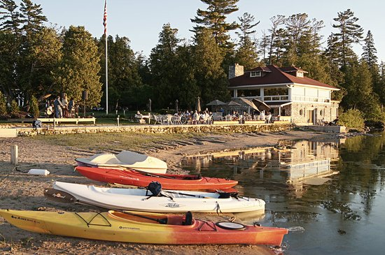 Baileys Harbor, WI: Property amenity