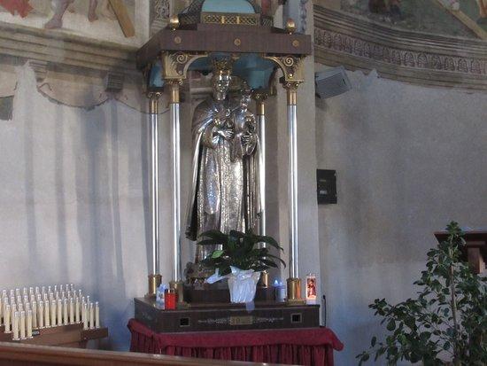 Chiesa della Misericordia : interno chiesa